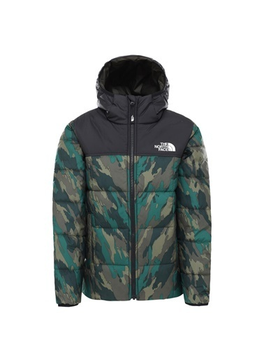 The North Face The Northface B Rev Perrıto Çocuk Ceket  Nf0A4Tjgtsr1 Yeşil